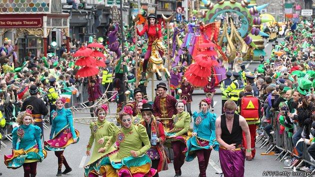 St Patrick's Day Festival (2012)