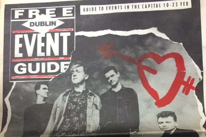 Dublin Event Guide (1987-1989)
