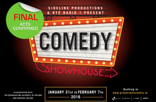 Comedy Showhouse (2016)